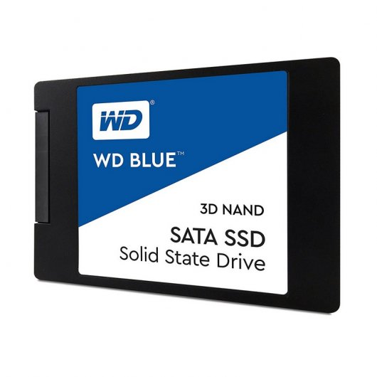 WD Blue Solid State Drive 1TB