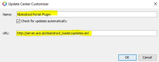 NbAndroid Plugin Portal